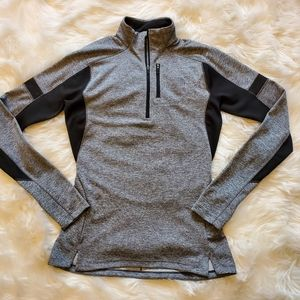 North Face Pullover Flash Dry Top